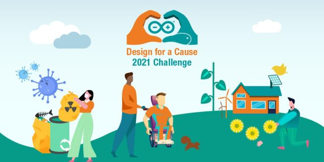element14 Community launches 'Design For A Cause' design challenge
