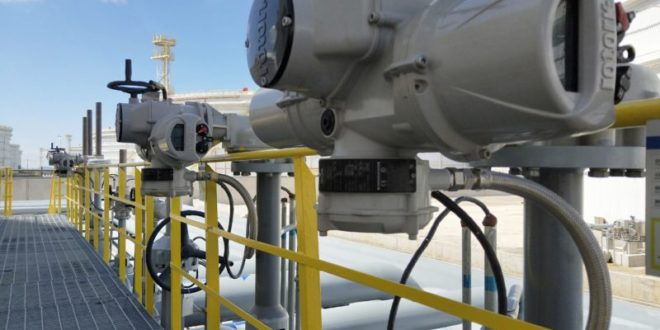 Thousands of Rotork electric actuators installed at Chinese oil refinery