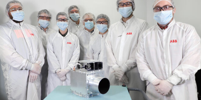 ABB sensor onboard SpaceX rocket to detect greenhouse gas emissions