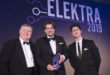 "Yokogawa's WT5000 Precision Power Analyzer wins ""Test Product of the Year"" accolade at the Elektra Awards"