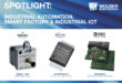 The latest products for industrial automation, smart factory, and industrial loT available from Mouser