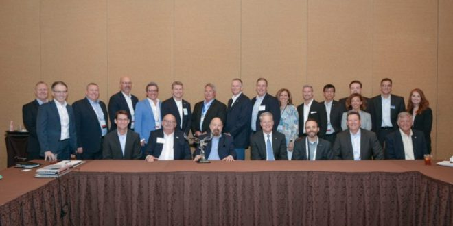 Heilind Electronics earns Americas Distributor of the Year award