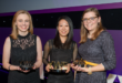 Three outstanding women celebrated as Young Woman Engineers of the Year