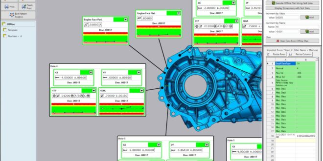 The Sempre Group supplies CNC tool correction software