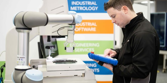 Getting back on your feet with metrology