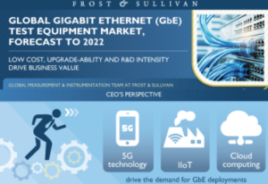 5G, data centres and IIoT spur demand for gigabit Ethernet