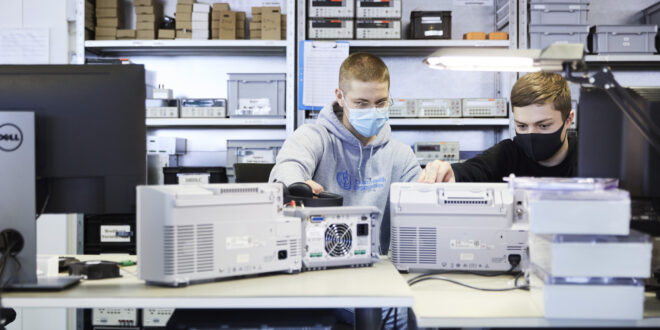 Sensirion certified for its outstanding apprenticeship programme