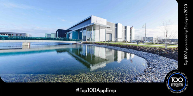MTC in top 100 apprentice employers