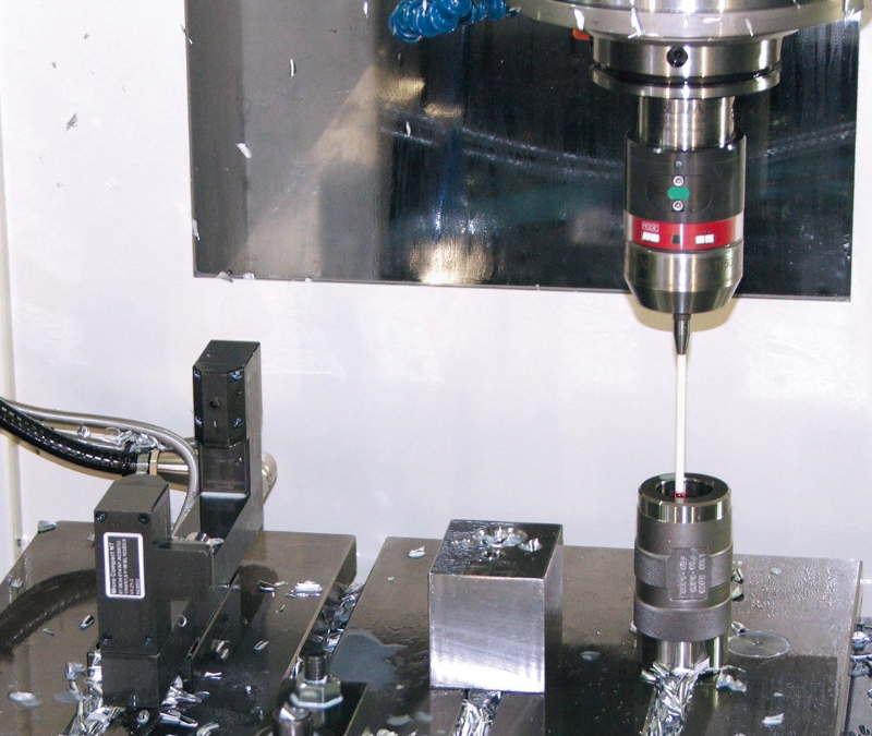 Measuring with precision to meet bottle cap manufacturing