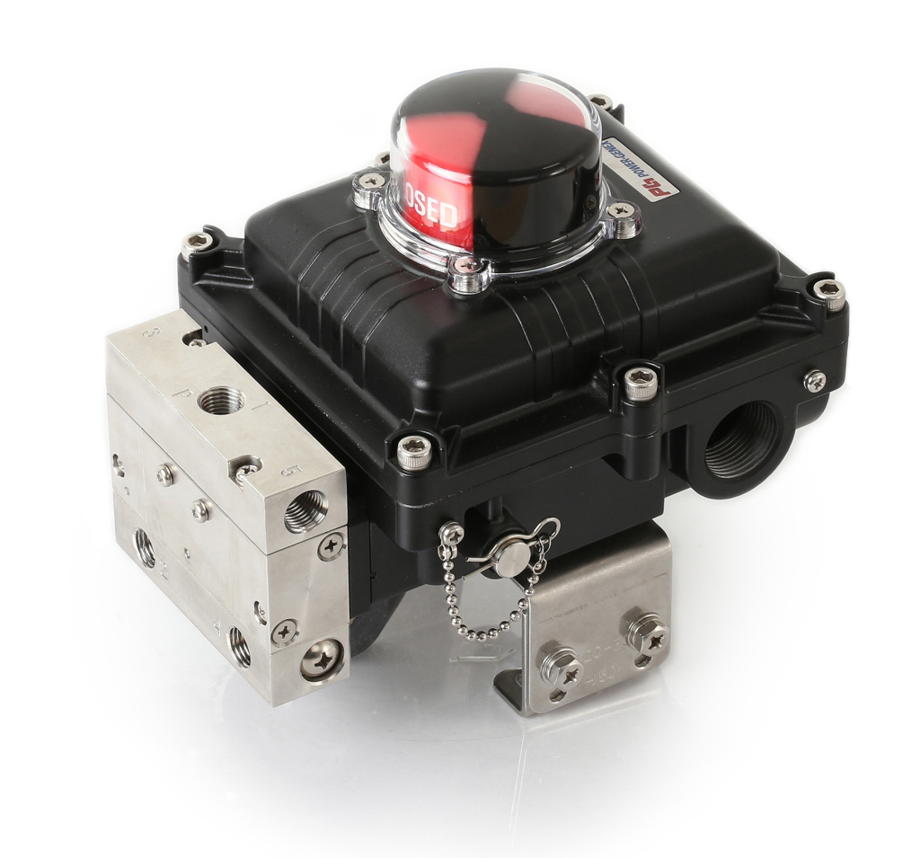 Power Genex all-in-one Exd switchbox and solenoid from J+J UK ...